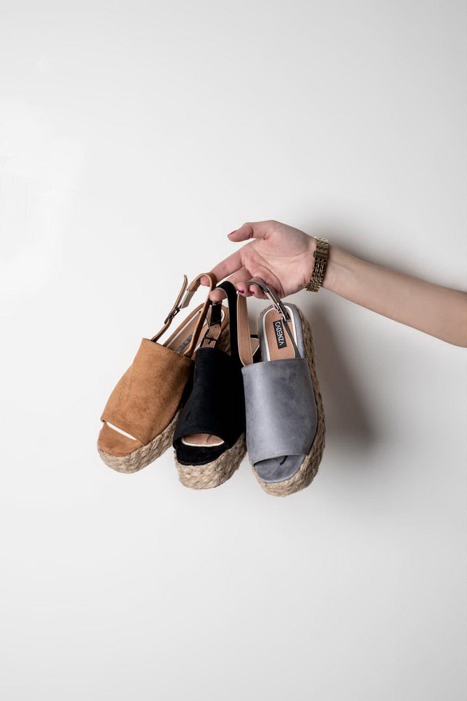 کفش مدل بامبی